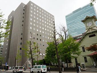 札幌駅前本社 外観
